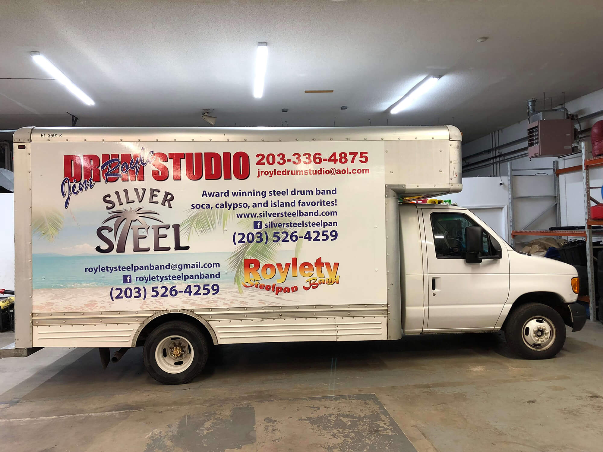 Gorilla Signs & Wraps | Project Gallery